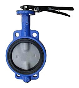 Typical Butterfly Valve Example
