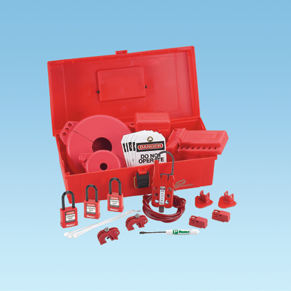 Typical Maintenance/MRO Lockout Kit